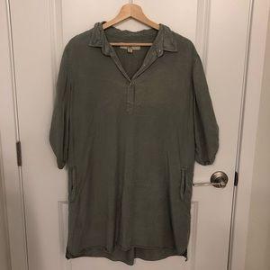 Hi Lo Shirt Dress